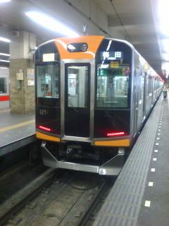 阪神の新車1000<br />  系!