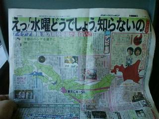 スポニチ(東京)どうでしょう